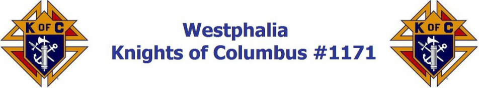 Westphalia Knights of Columbus #1171